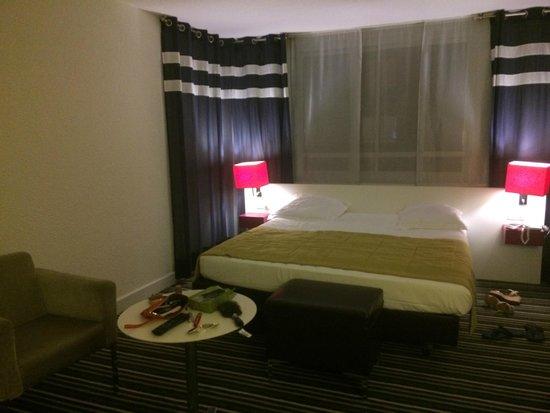 Mercure Nice Promenade des Anglais: room 333