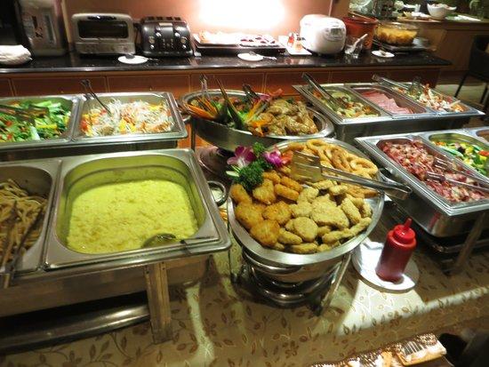 Beauty Hotels Taipei - Starbeauty Resort : wide range of food