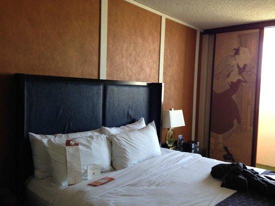 Hotel Kabuki, a Joie de Vivre hotel : Room