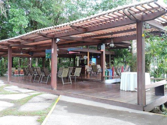 Pachira Lodge: bar