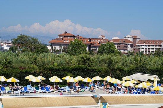 Seher Sun Palace Resort & Spa : Poll Seher Sun Palace
