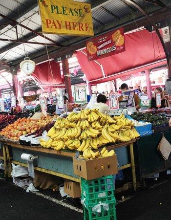 Queen Victoria Market : Fresh Fruit