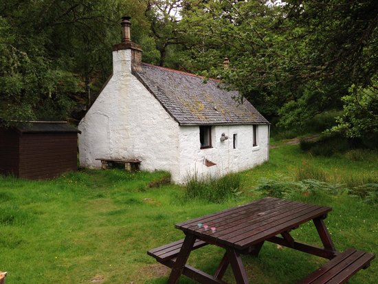 Eilean Shona House and Cottages: My cottage