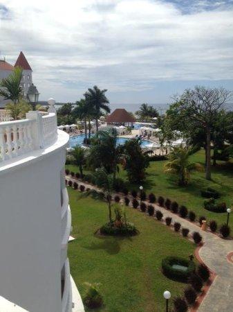 Luxury Bahia Principe Runaway Bay: View from hotel