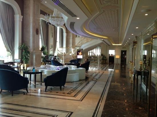 Elite World Business: Lobby