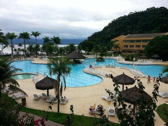 Vila Galé Eco Resort de Angra: Vista da varanda do Apartamento 2090 Ala Sul