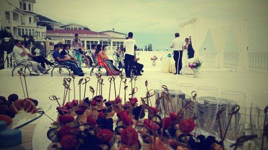 Relax Centre Irey: Свадьба