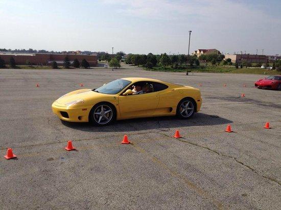 ... 360 Modena - Picture of The Motorsport Lab, Boston - TripAdvisor