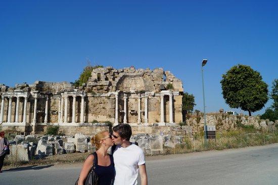 Seher Sun Palace Resort & Spa : Side, Turkey