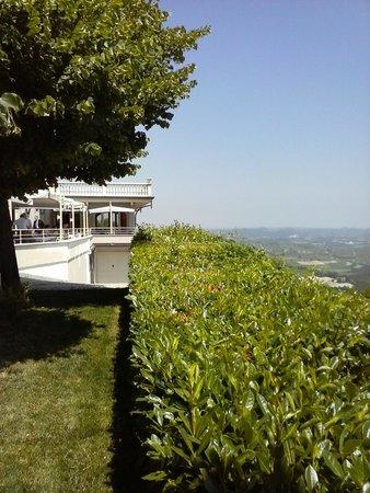 Bovio : the view