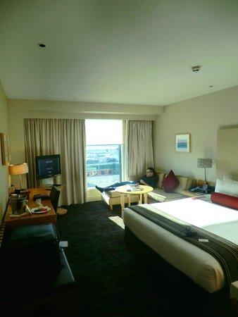 SKYCITY Grand Hotel: Chambre