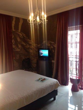 Pallas Athena Grecotel Boutique Hotel: Our room 604