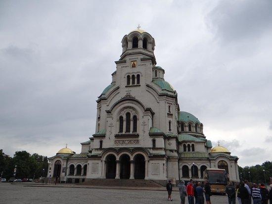 Alexander-Newski-Gedächtniskirche: Catedral Alexandre Nevsky