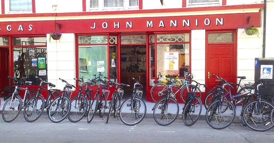 ‪Mannion Bike Hire‬