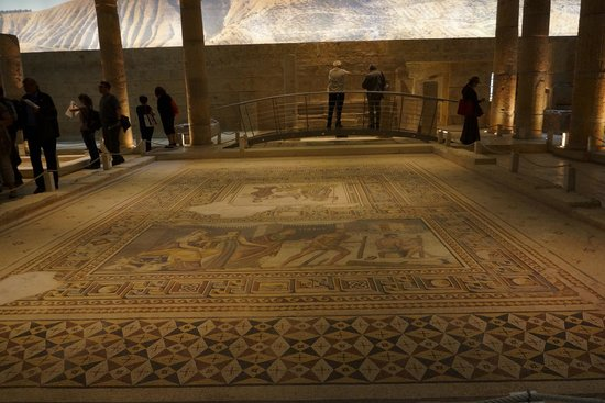 Musée archéologique de Gaziantep : Zeugma Mozaik Müzesi 3