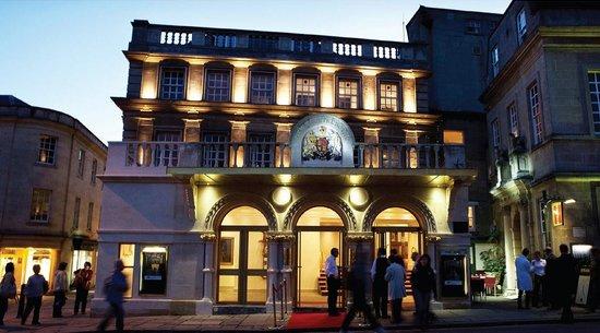 The Vaults Restaurant: Theatre Royal Bath