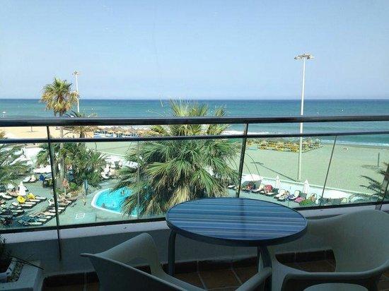 Hotel Roc Golf Trinidad: Terracita de la habitacion