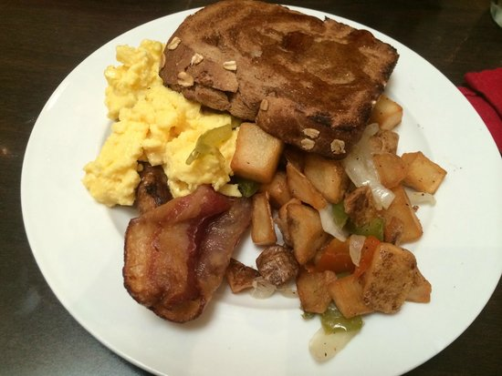 Holiday Inn Orlando – Disney Springs Area: Breakfast Buffet