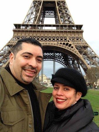 Hotel Waldorf Trocadero : City of Love