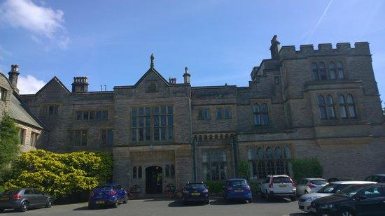 Armathwaite Hall Hotel & Spa : Beautiful building