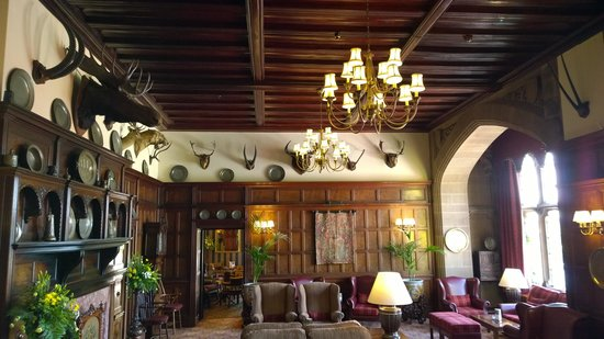 Armathwaite Hall Hotel & Spa : Superb communal spaces