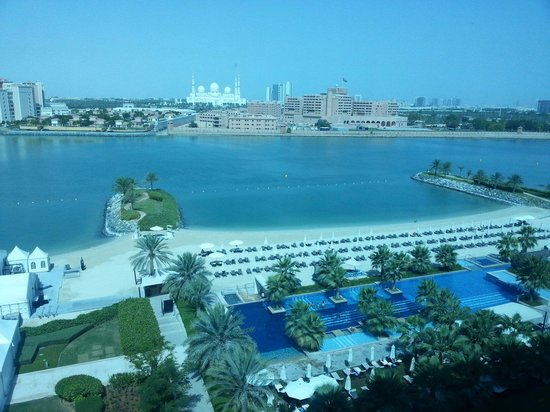 Fairmont Bab Al Bahr: Room view