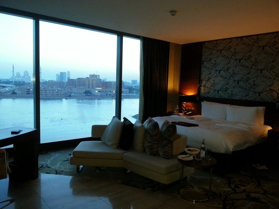 Fairmont Bab Al Bahr : Rooms  interiors