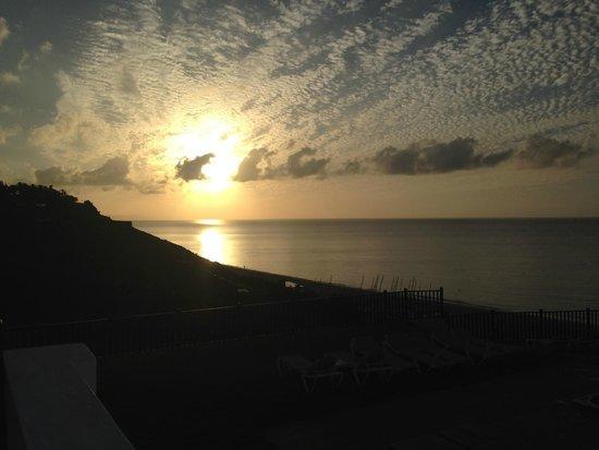 Club Jandia Princess Hotel: Early morning sun