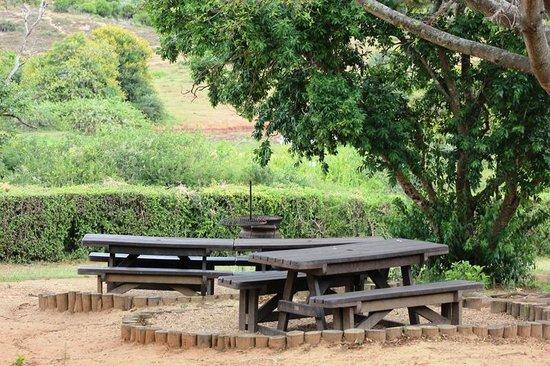 Addo Elephant National Park: Picnic/braai area