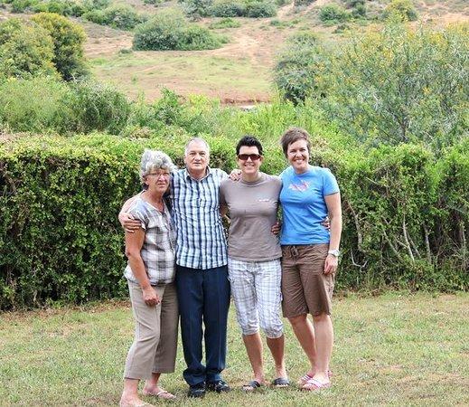 Addo Elephant National Park: Family