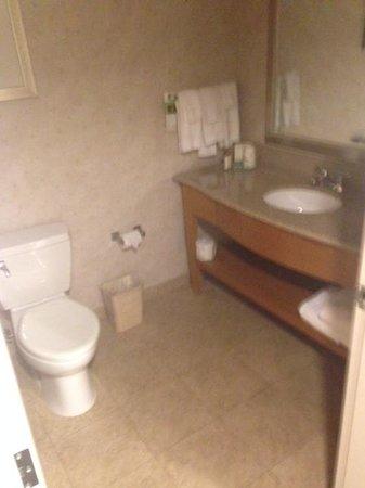 Wingate by Wyndham Spokane Airport: bathroom