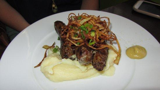 Chakra: сосиски от мясника