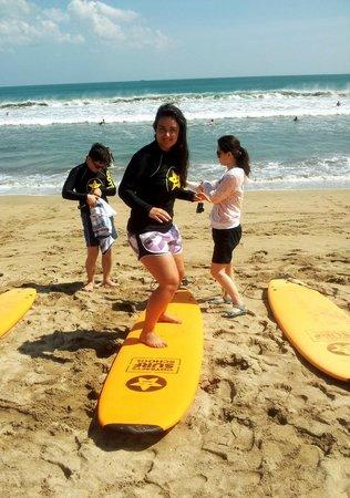 Odysseys Surf School: Surf Fun