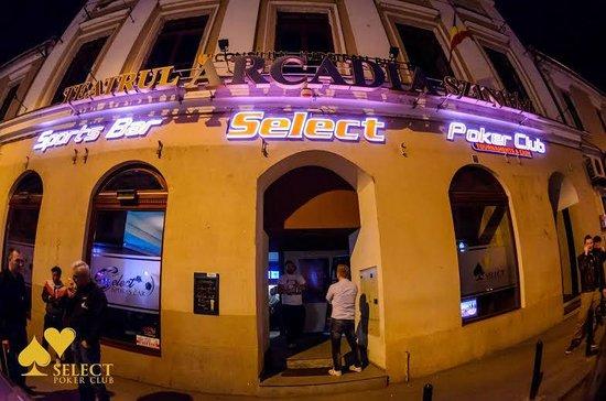 Select Sports Bar