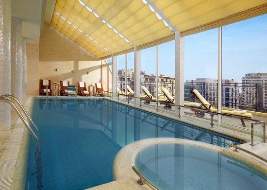 Hotel Bristol Odessa: Fitness & SPA