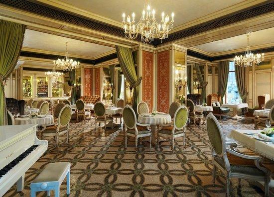 Hotel Bristol Odessa: Le Grand Cafe Bristol