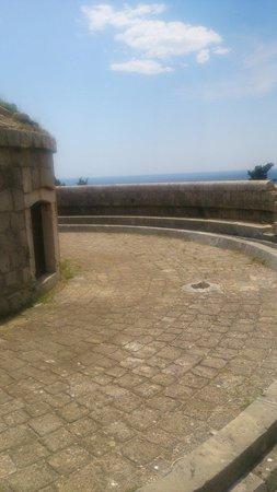 Island of Lokrum: Fort Royal