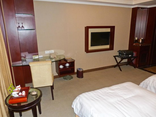 Changfeng Garden Hotel : Room view