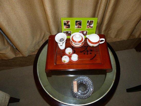 Changfeng Garden Hotel : Tea Set