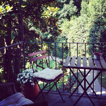 Villa Cavadini Relais : Good morning