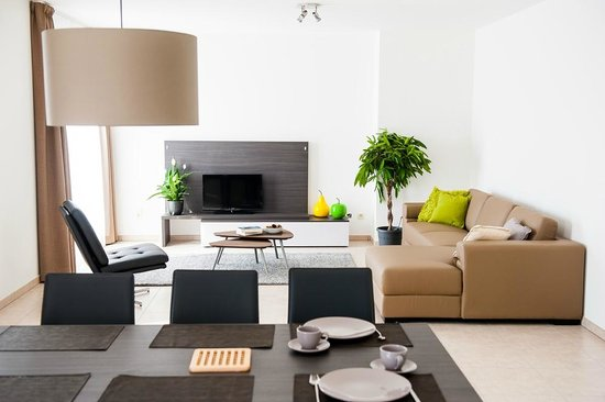 Brussels Business Flats: Two-bedroom apartment at Water View Residence