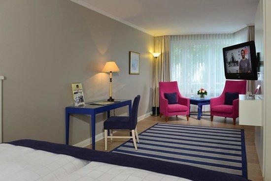Best Western Premier Parkhotel Kronsberg: Deluxe Doppelzimmer