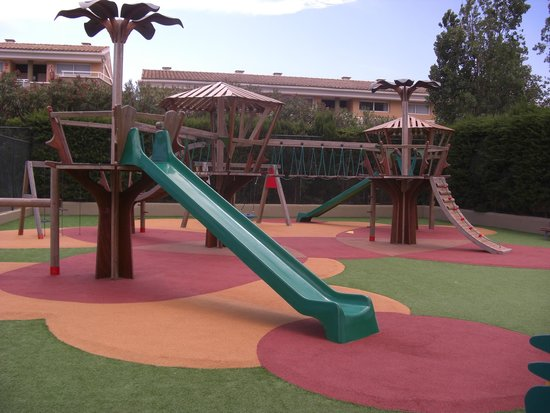 Insotel Cala Mandia Resort & Spa : Kids playground