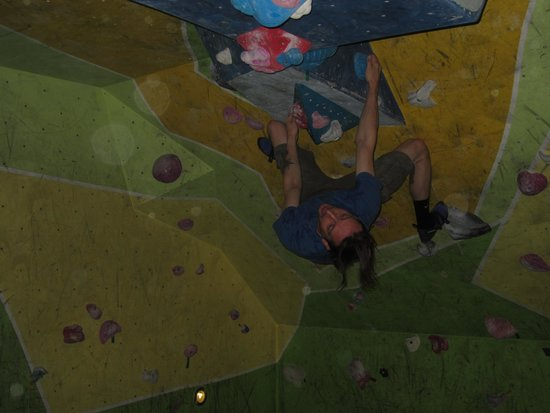 Lakeland Climbing Centre: So much to climb on!