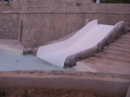Insotel Cala Mandia Resort & Spa: splashpool slide
