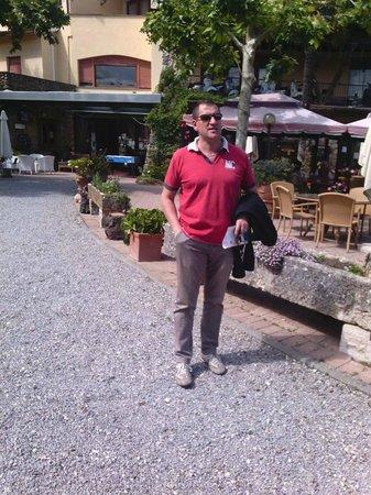 Hotel Rosati: esterno hotel