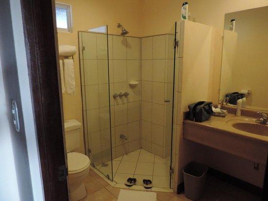 Parador Resort and Spa: Baño