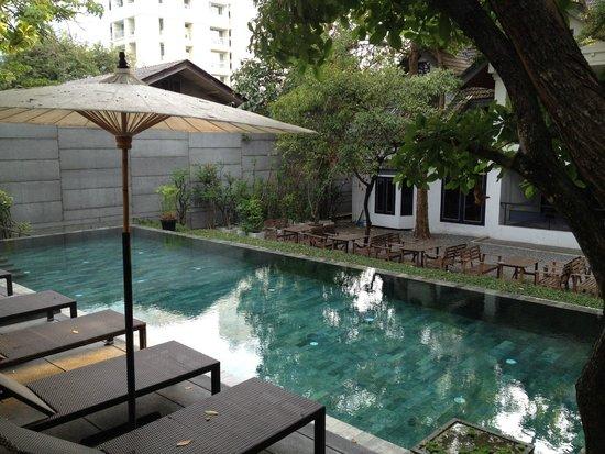 Luxx XL: Pool..