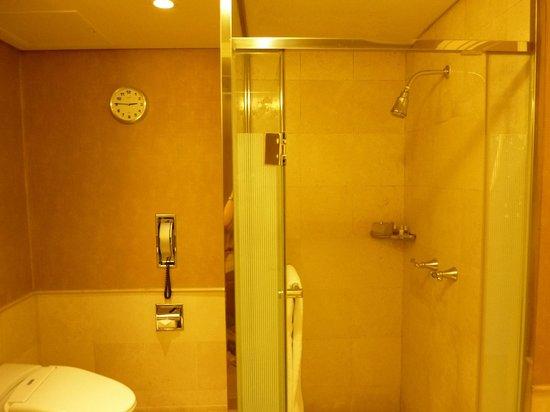 Lotte Hotel Jeju: bath