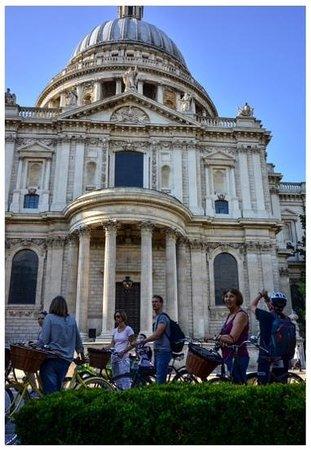 Tally Ho! Cycle Tours: Saint Pauls